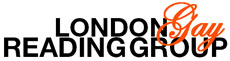 London Gay Reading Group logo